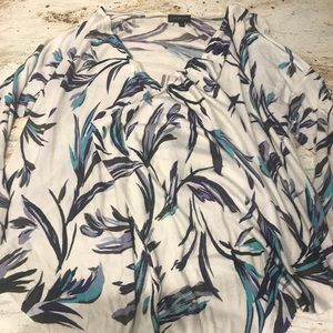 Lane Bryant Sweaters - LANE BRYANT LONG FEATHER CARDIGAN SIZE 26/28